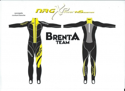 NUOVA TUTA GARA BRENTA TEAM CRAZY IDEA 2016 - BRENTA TEAM ass.sportiva dil.